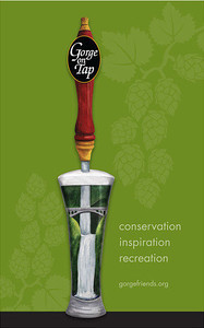 Gorge on tap!